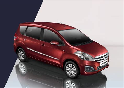 Maruti Suzuki by Maruti Suzuki Ertiga Limited Edition Launched In India