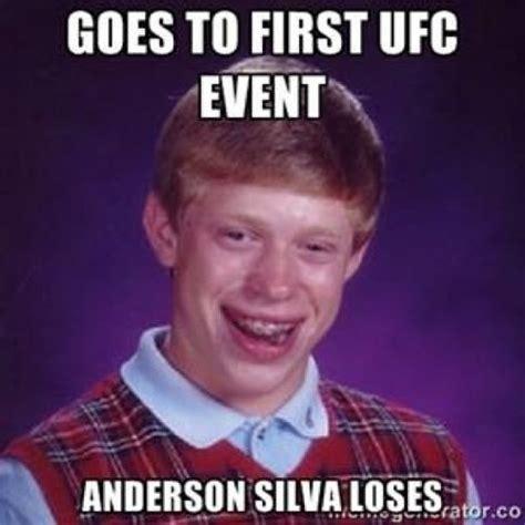 Anderson Silva Meme - brian anderson