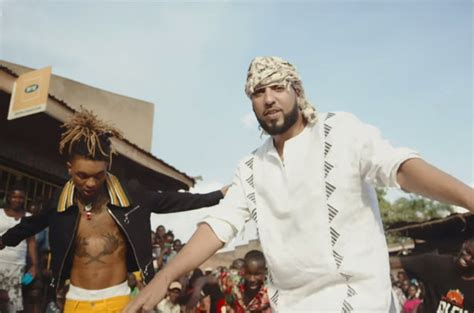 swae lee and french montana french montana s drops uganda filmed video for