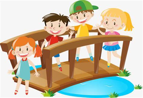 Download Bridge Child Template by Vector Cross The Bridge Of The Child Cross Vector Bridge
