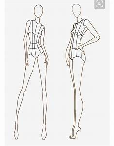 pin by eva on fashion pinterest croquis fashion With fashion sketchbook with templates