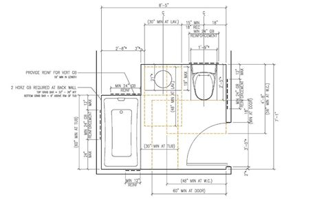 modern  bathroom sink requirements construction home