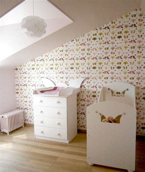 papier peint chambre bebe papier peint chambre