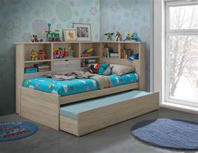 Girls White Bookcase by Ballini Trundle Bed King Single Awesome Beds 4 Kids