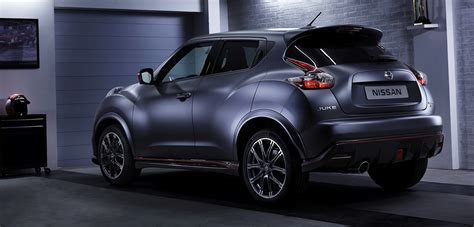 nissan juke nismo rs hardcore crossover updated