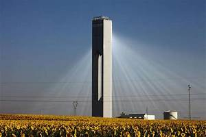 World's First Commercial Solar Power Tower - XciteFun.net