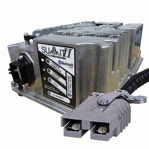 36 Volt Golf Cart Battery Charger Lester Summit Series Ii