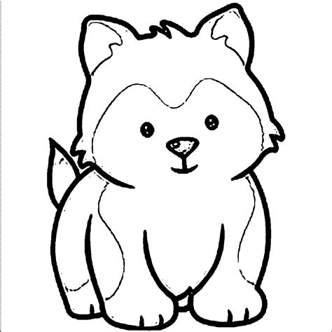 dog coloring cartoon   ages  worksheets
