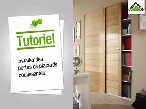 Porte De Placard Castorama : porte de placard et cloison standard et personnalisable ~ Dailycaller-alerts.com Idées de Décoration