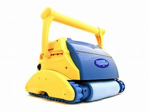 Robot Piscine Electrique : robot piscine typhoon junior avec chariot achat vente ~ Melissatoandfro.com Idées de Décoration