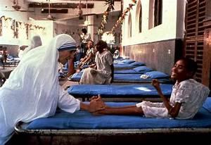 Charity Work - Mother Teresa