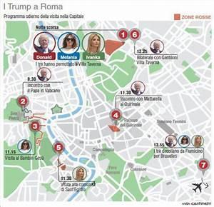 Trump dal Papa stretta di mano in Vaticano Ora il