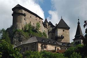 Orava Castle was the set for the 1922 vampire classic ...
