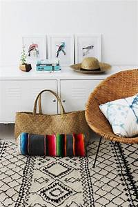 Tapis Berbere Ikea : la magie du tapis marocain en 44 photos ~ Teatrodelosmanantiales.com Idées de Décoration