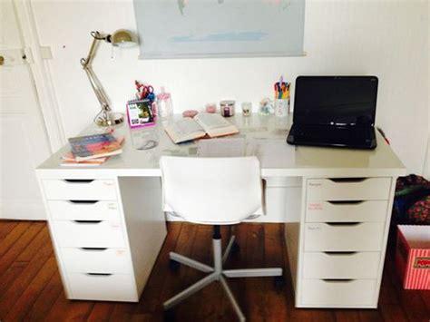 accessoires bureau fille un bureau organisé pour mes enfants femmes débordées