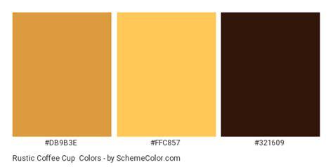 Coffee brown color by leezadee. Rustic Coffee Cup Color Scheme » Brown » SchemeColor.com