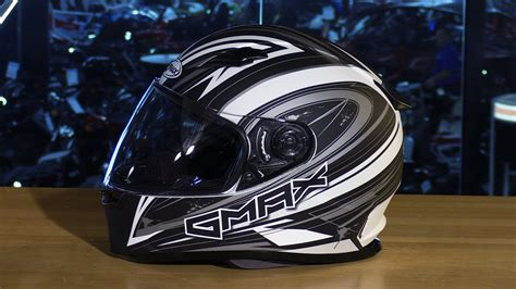 Gmax Ff49 Full Face Motorcycle Helmet Review
