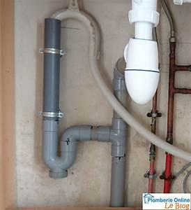 Brancher Un Lave Vaisselle : comment remplacer un siphon d 39 vier le blog plomberie online ~ Melissatoandfro.com Idées de Décoration