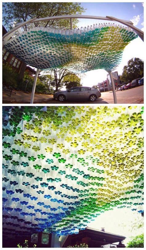 creative ways  recycle plastic bottles