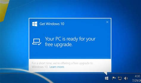 windows 10 how to skip the queue and download the free update now express co uk