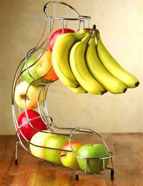 20+ Adorable Fruits Storage Solutions For Your Kitchen