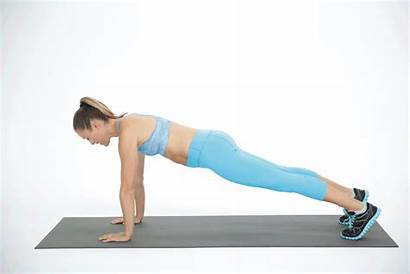 Plank Touch Point Fitness Popsugar Exercises Workout