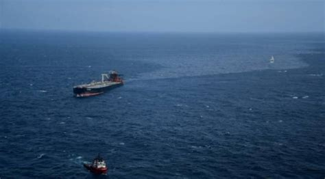 Owner Of Fire-Hit Tanker To Pay $1.8 Mln For Sri