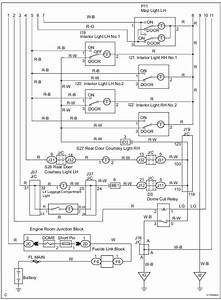 Toyota Sienna Service Manual  Illumination Circuit - Diagnostic Trouble Code Chart