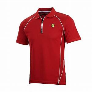Ferrari Polo Shirt : ferrari f1 team performance mens polo shirt red casual ~ Kayakingforconservation.com Haus und Dekorationen