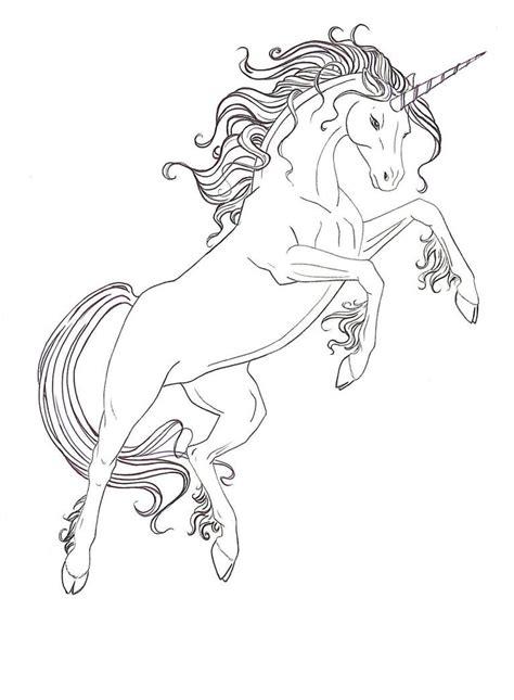 pagine da colorare  unicorni  immagini  bianco  nero