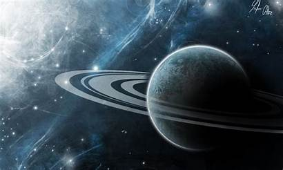 Saturn Space Planet Rings Universe Wallpapers Ring