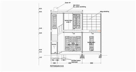 renovasi  pengembangan rumah type  bukit cimanggu