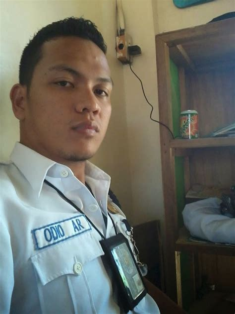 Asianstreetguys Handsome And Hot Pinoy Security Guard