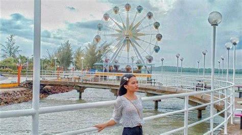 deretan wahana ekstrem  mega wisata ocarina batam