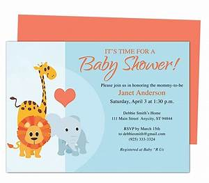 free online baby shower invitations templates beepmunk With online baby announcement templates