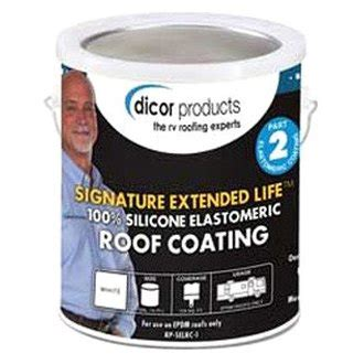 Dicor® RP-SELRC-1 - Roof Coating Extended Life - CAMPERiD.com