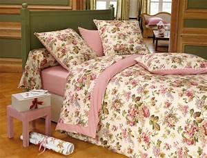 linge de lit mise en fleurs linvosges With tapis chambre bébé avec housse de couette à fleurs