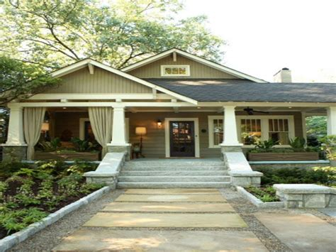 Cottage House Plans Craftsman Bungalow Style HOUSE STYLE