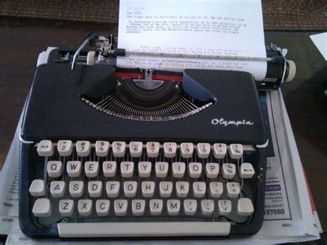 the type machine