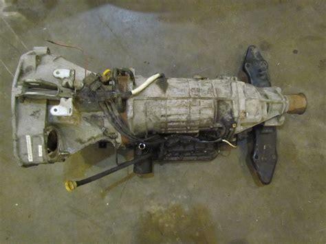 Subaru Transmission Parts by 2001 Subaru Forester Automatic Transmission Ebay