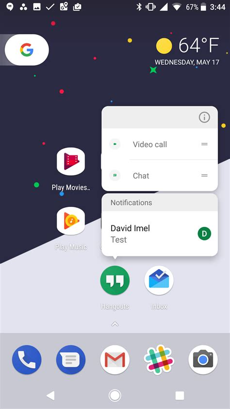 samsung dive app notification dots bring notifications to your icons