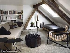 Appartement Sous Comble : d co appartement comble exemples d 39 am nagements ~ Dallasstarsshop.com Idées de Décoration
