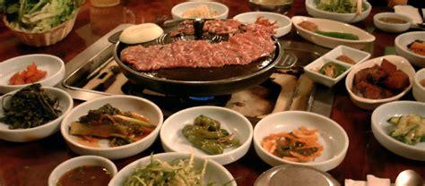cuisine coréenne corée chine informations