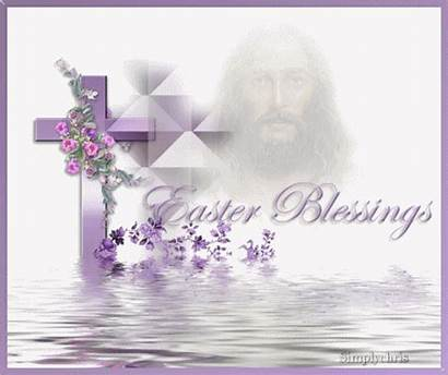 Easter Religious Jesus Animated Blessings Clipart Joy