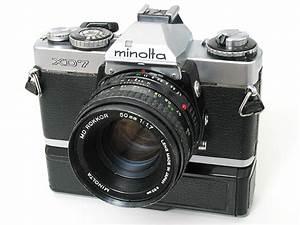 Minolta Xd Series