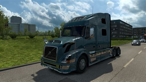 volvo 870 truck volvo vnl 780 reworked 1 21 x truck euro truck simulator