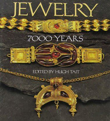 Jewelry 7000 Years Hugh Tait Collections Of The British