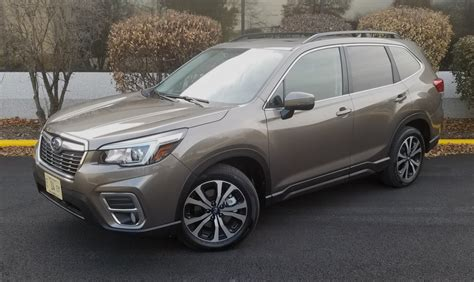 test drive  subaru forester limited  daily drive