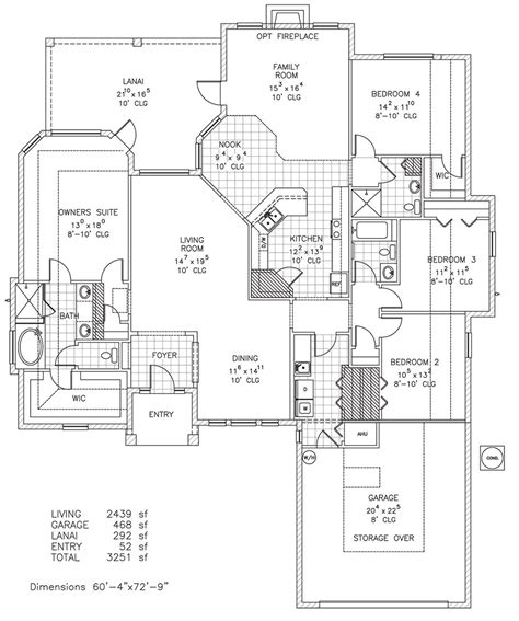 custom home builders floor plans floor plans tim brown custom homes luxamcc
