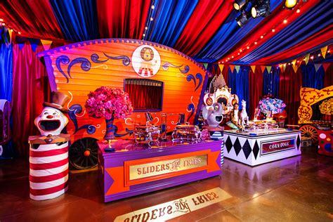 Extravagant Circus Birthday Party  Love Luxe Life